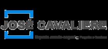 Contatti, scrivimi: logo di José Cavaliere, esperto arredo per negozi.